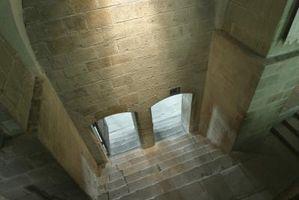 Vernice Idee per alta mura della cattedrale