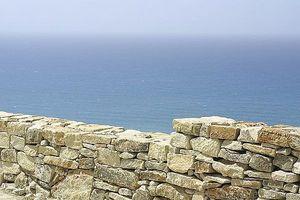 Come costruire un mattone o di pietra Muro di sostegno