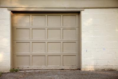 Come bilanciare una porta basculante
