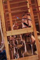 Come determinare rame tipo di tubo nelle vecchie case