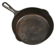 Come pulire Iron Cookware con acido citrico