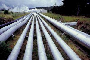 Come funziona una pompa di calore geotermica acque sotterranee funziona?