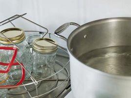 Come Rust Canning coperchi di vaso