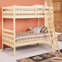 Come costruire un letto a castello di legno