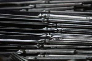 Come eliminare i graffi in acciaio posate