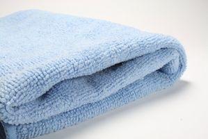 Come lavare una coperta Scamosciato microfibra
