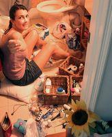 Teenager in camera pulizia Suggerimenti