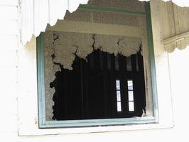 Come consiliari Windows su una casa con Siding