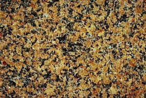 Come tagliare granito Piastrella per un WC
