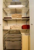 Come costruire armadio Shelving Senza borchie muro