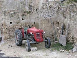 Come verificare un trattore a 6 Volt Generator