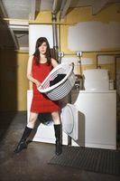 Può un Mop Sink legare in un tubo di scarico lavatrice?