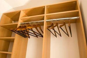 Come utilizzare l'armadio vicino al soffitto