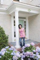 Come decorare le colonne Front Porch
