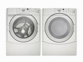 Come installare un nuovo scarico lavatrice