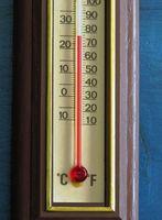 Problemi di controllo temperatura e umidità