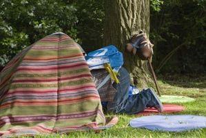 Come fare una tenda Fatto in casa per i vostri bambini