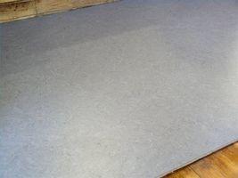 Come sostituire un pavimento in linoleum