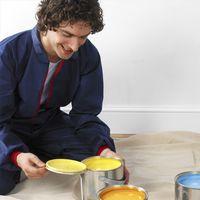 Come aprire un barattolo di vernice