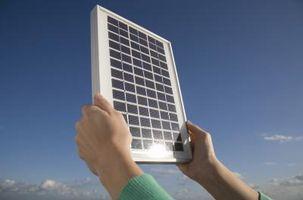Pannelli solari per case mobili