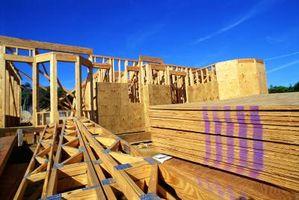 Come inquadrare un legno Stud d'angolo 2-by-6