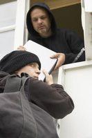 Come nascondere i computer da ladri