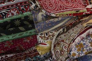 Come appendere Tapestry sul soffitto