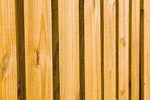Come Refinish Cedar compensato T-11