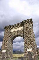 Come installare un Cultured arco di pietra