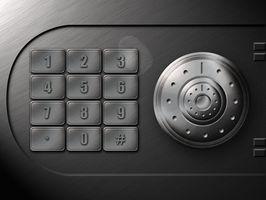 Istruzioni per l'apertura di una cassetta di sicurezza