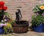 Come installare una fontana d'acqua pompa a mano