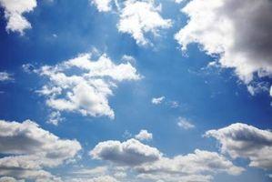 Come dipingere nuvole in un vivaio