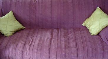 Come pulire cuscini di schiuma Couch