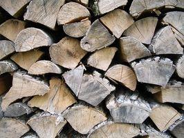 Come misurare un Rango di legna da ardere