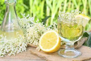 Un sostituto per fiori di sambuco cordiale
