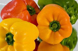 Quanto tempo Produrre Do Peperone dolce dolce piante?