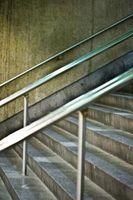 Come pulire scale di cemento