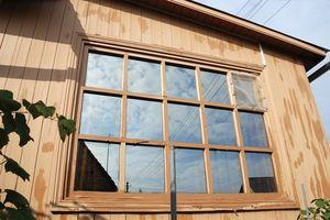 Grande Immagine idee tenda di finestra