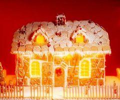 Come fare un capannone apparire come un Gingerbread House
