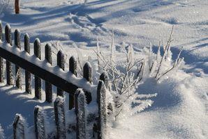Neve Istruzioni per l'installazione Fence