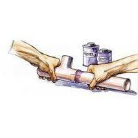 Come riparare una perdita nel tubo dell'impianto idraulico del PVC