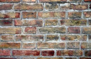 Come ripristinare Usato Brick camino Focolari