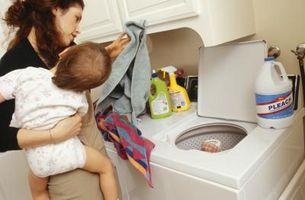 Gli effetti della casa Prodotti per la pulizia con candeggina