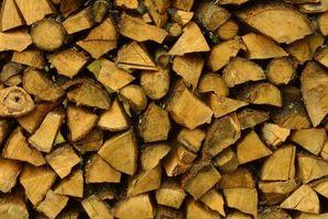 Può essere essiccati legna da ardere in un cerchio House?