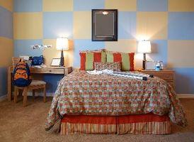 Adolescenti idee di decorazione camera da letto