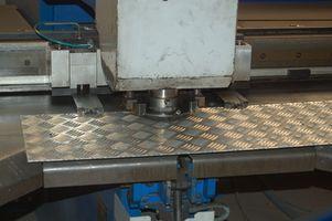 Forza Confronto di fogli di alluminio