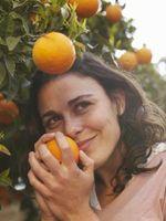 Quanto tempo ci vuole per le arance a crescere su un albero completamente sviluppato?