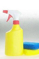 Come usare candeggina per pulire
