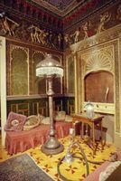 Come Faux dipingere una vecchia lampada